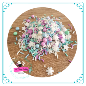 Themed Sprinkles - Frozen World
