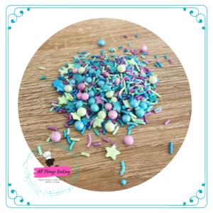 Themed Sprinkles - Mermaid 100ml