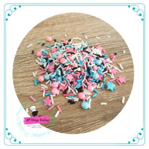 Themed Sprinkles - TicTok