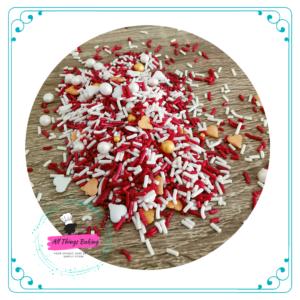 Themed Sprinkles - Super Love