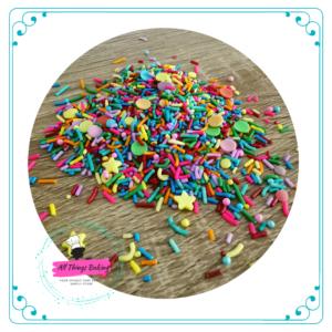 Themed Sprinkles 100ml - Fiesta