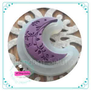 Silicone Mould - Moon