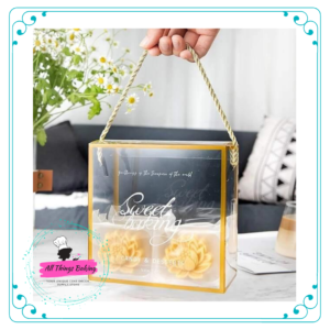 Clear Packaging Cookie/Candy box