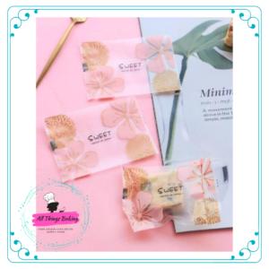 Cookie Bags - Floral