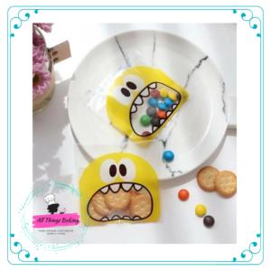 Cookie Bags - Cookie Monster