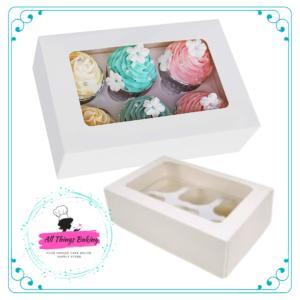 Cupcake Box with Insert