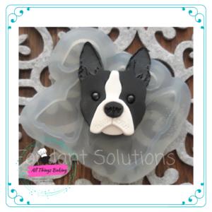 Assemble-It Mould - Boston Terrier