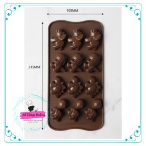 Dinosaur Chocolate Mould