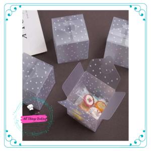 Polka Dot Candy Boxes