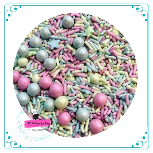 Themed Sprinkles - Baby Boy 100ml