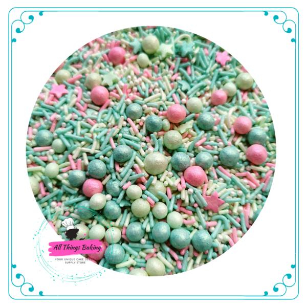 Themed Sprinkles - Bloom 100ml