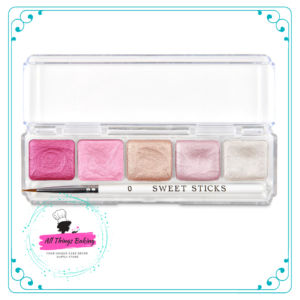 Water Activated Paint Palette - Doll House