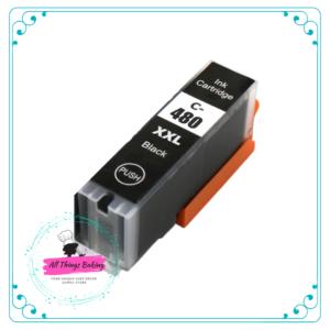 CLI480 Edible Ink Black Ink Cartridge XL
