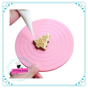 Cookie Turntables 15cm - Pink
