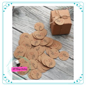 Made with Love - Gift Tags