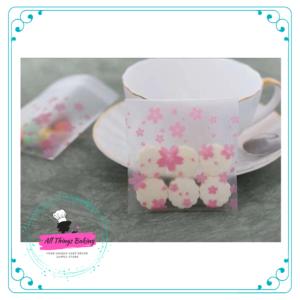 Cookie Bags - Flower Print
