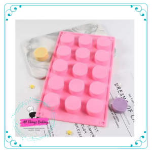 Round Chocolate Mould (4.5cm)