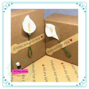 Specially for you - Package Sticker