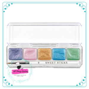 Water Activated Paint Palette - Mermaid
