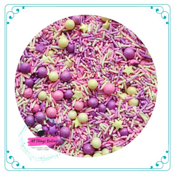 Themed Sprinkles - Baby Girl 100ml