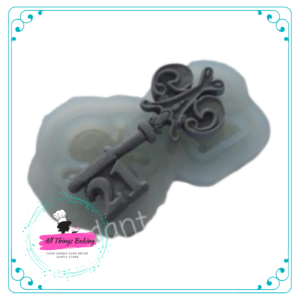 Silicone Mould - 21st Key New