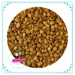 Confetti Dots - Gold