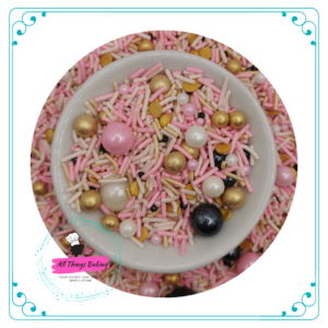 Themed Sprinkles - Going to the Ball