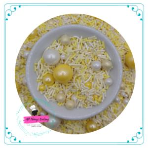 Themed Sprinkles - Yellow Supreme