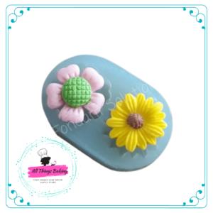 Cute Mould 19 - Mini Flowers Daisy