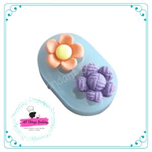 Cute Mould 18 - Mini Flower Knit