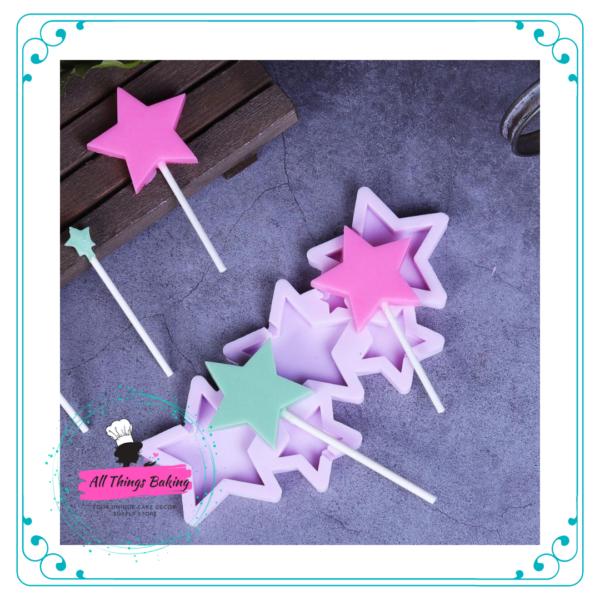 Lollipop Mould - Star